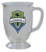 Seattle Sounders FC 16oz Kona Glass