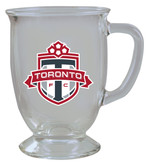 Toronto FC 16oz Kona Glass