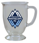 Vancouver Whitecaps FC 16oz Kona Glass