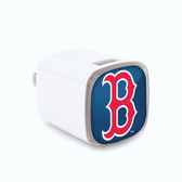 Universal AC wall charger Big Logo - Boston Red Sox