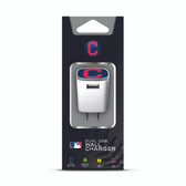 Mizco MLB Cleveland Indians Universal AC Big Logo Wall Charger