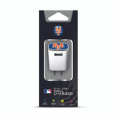 Mizco MLB New York Mets Universal AC Big Logo Wall Charger