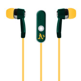 OAKLAND A'S HANDS FREE EAR BUDS