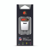 Mizco NFL Cleveland Browns Universal AC Big Logo Wall Charger