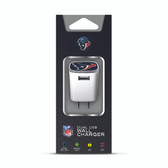 Mizco NFL Houston Texans Universal AC Big Logo Wall Charger