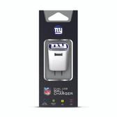 Mizco NFL New York Giants Universal AC Big Logo Wall Charger
