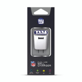 Mizco NFL New York Giants Universal AC Big Logo Wall Charger