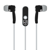 Mizco NHL Los Angeles Kings Hands-Free Earbuds
