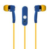 Mizco NHL St. Louis Blues Hands-Free Earbuds