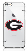 Mizco NCAA Georgia Bulldogs iPhone 6 Ice Case