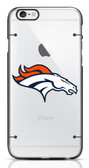 Mizco NFL Denver Broncos iPhone 6 Ice Case