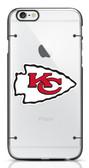 Mizco NFL Kansas City Chiefs iPhone 6 Ice Case