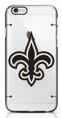 Mizco NFL New Orleans Saints iPhone 6 Ice Case