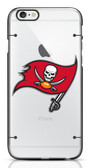 Mizco NFL Tampa Bay Buccaneers iPhone 6 Ice Case