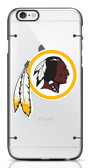 Mizco NFL Washington Redskins iPhone 6 Ice Case