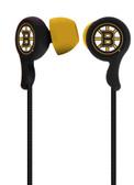 Mizco NHL Boston Bruins Armor Stereo Handsfree Earbuds Boston