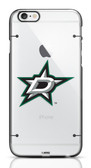 Mizco NHL Dallas Stars iPhone 6 Ice Case