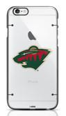 Mizco NHL Minnesota Wild iPhone 6 Ice Case