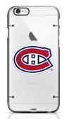 Mizco NHL Montreal Canadiens iPhone 6 Ice Case