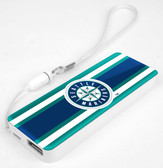 Mizco MLB Seattle Mariners 3K Slim Power Bank Powerbar
