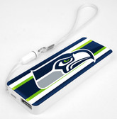 Mizco NFL Seattle Seahawks 3K Slim Power Bank Powerbar