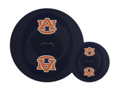 Auburn Tigers Topperz Silicone Tailgating Lids