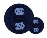 North Carolina Tar Heels Topperz Silicone Tailgating Lids
