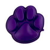 Pawprint Purple Cake Pan