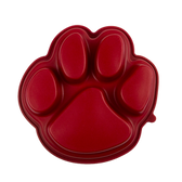 Pawprint Red Cake Pan