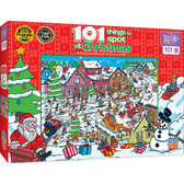 101 Things to Spot - At Christmas 101pc Puzzle