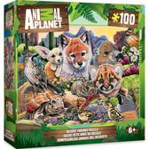 Animal Planet - Desert Friends 100pc Puzzle
