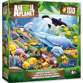 Animal Planet - Undersea Friends 100pc Puzzle