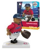Cleveland Indians #12 Francisco Lindor Alternate Uniform