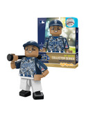 San Diego Padres #50 50th AnniversaryPadres Baseball in Special Edition Minifigure
