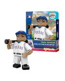 Texas Rangers Final Season Rangers Globe Life Park Special Edition Minifigure