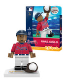Atlanta Braves #13 Ronald Acuña Outfielder