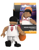 Indiana Hoosiers Campus Collection Basketball Minifigure