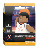 Virginia Cavaliers Campus Collection Basketball minifigure