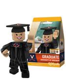 Virginia Cavaliers OYO Graduate Female Graduate OYO minifigure
