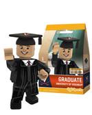 Virginia Cavaliers OYO Graduate Male Graduate OYO minifigure