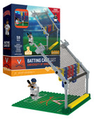 Virginia Cavaliers Batting Cage Set 59pc Building Block Set