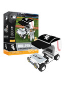 Chicago White Sox Baseball Bullpen Cart 89pc Building Block Set