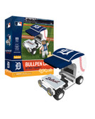 Detroit Tigers Baseball Bullpen Cart 89pc Building Block Set