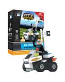 Miami Marlins ATV with Mascot 85pc Building Block Set