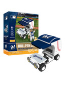 Milwaukee Brewers Bullpen Cart 89pc Building Block Set