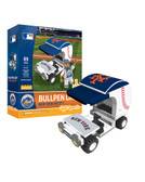 New York Mets Bullpen Cart 89pc Building Block Set