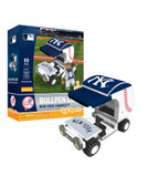 New York Yankees Bullpen Cart 89pc Building Block Set