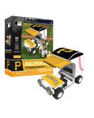 Pittsburgh Pirates Baseball Bullpen Cart 89pc Building Block Set