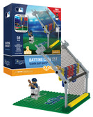 Tampa Bay Rays Batting Cage Set 59pc Building Block Set