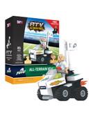 Florida Gulf Coast ATV with Super Fan 85pc Building Block Set